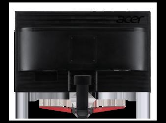 Acer KG251QJbmidpxの背面VESAマウント