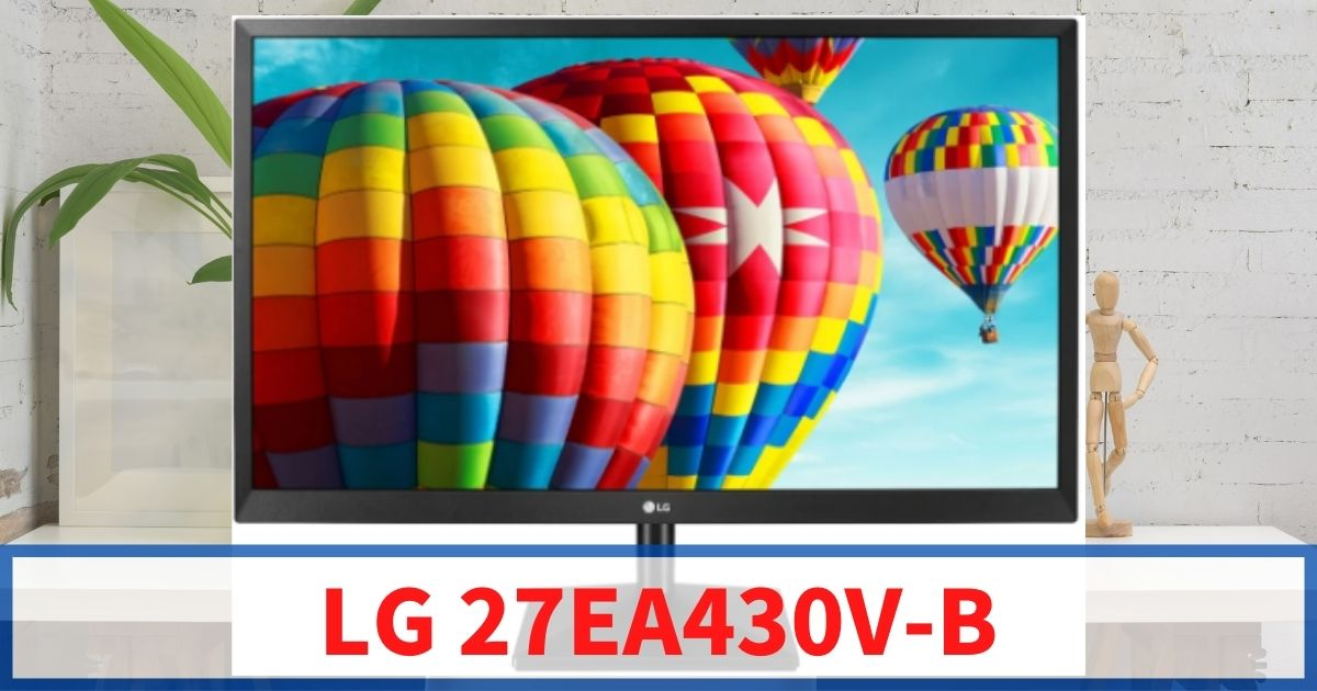 LG 27EA430V-B