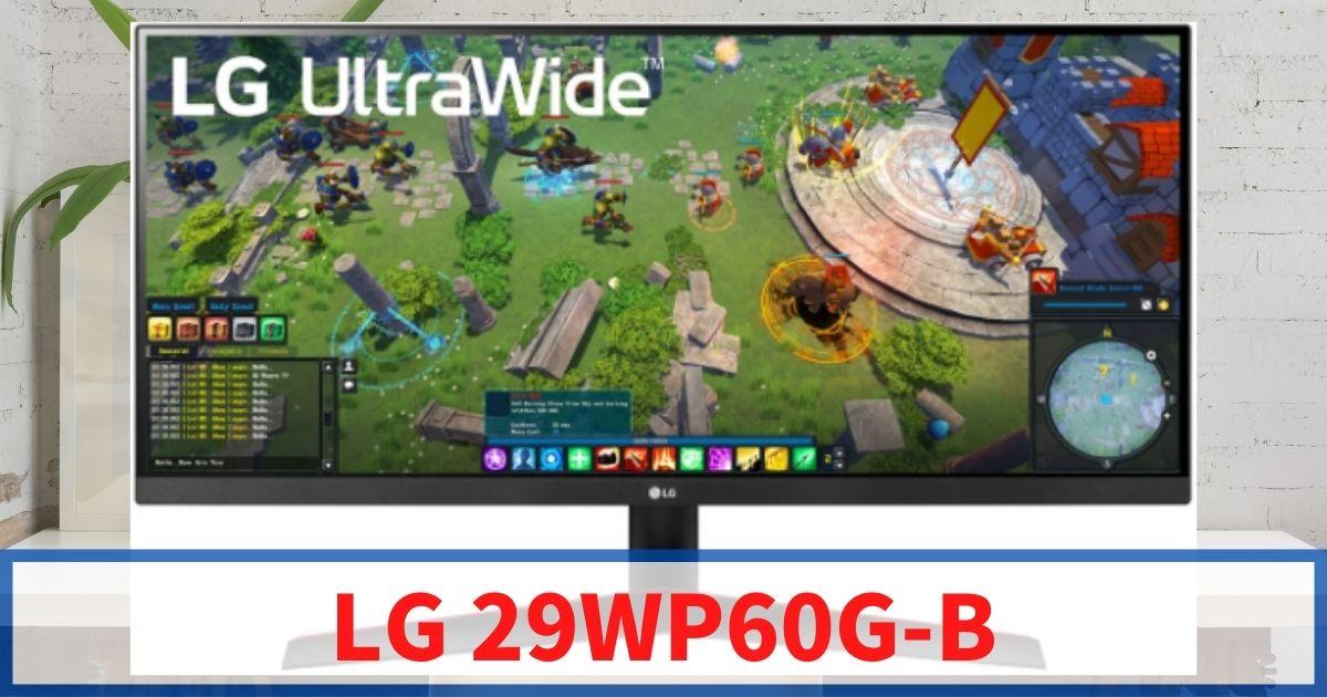 LG 29WP60G-B
