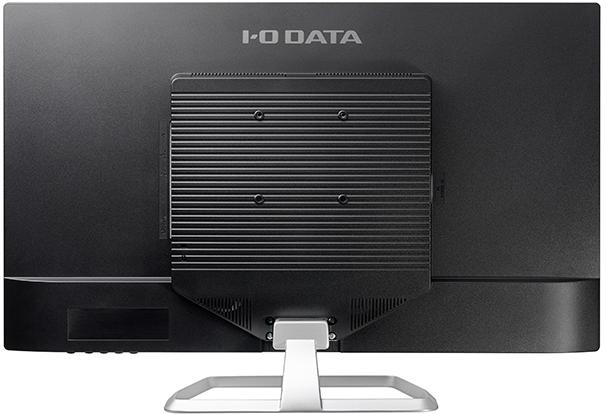 I-O DATA EX-LD321DBの裏面VESAマウント部