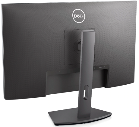 Dell S2421HSの裏面