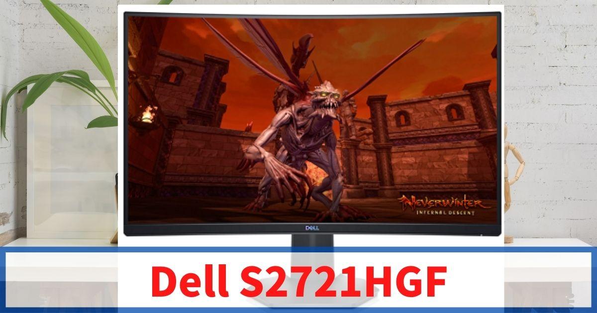 Dell S2721HGF
