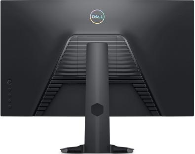 Dell S2721HGFの裏面