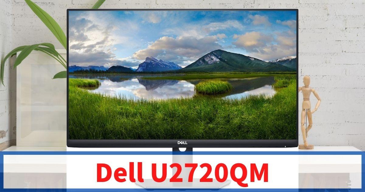 Dell U2720QM